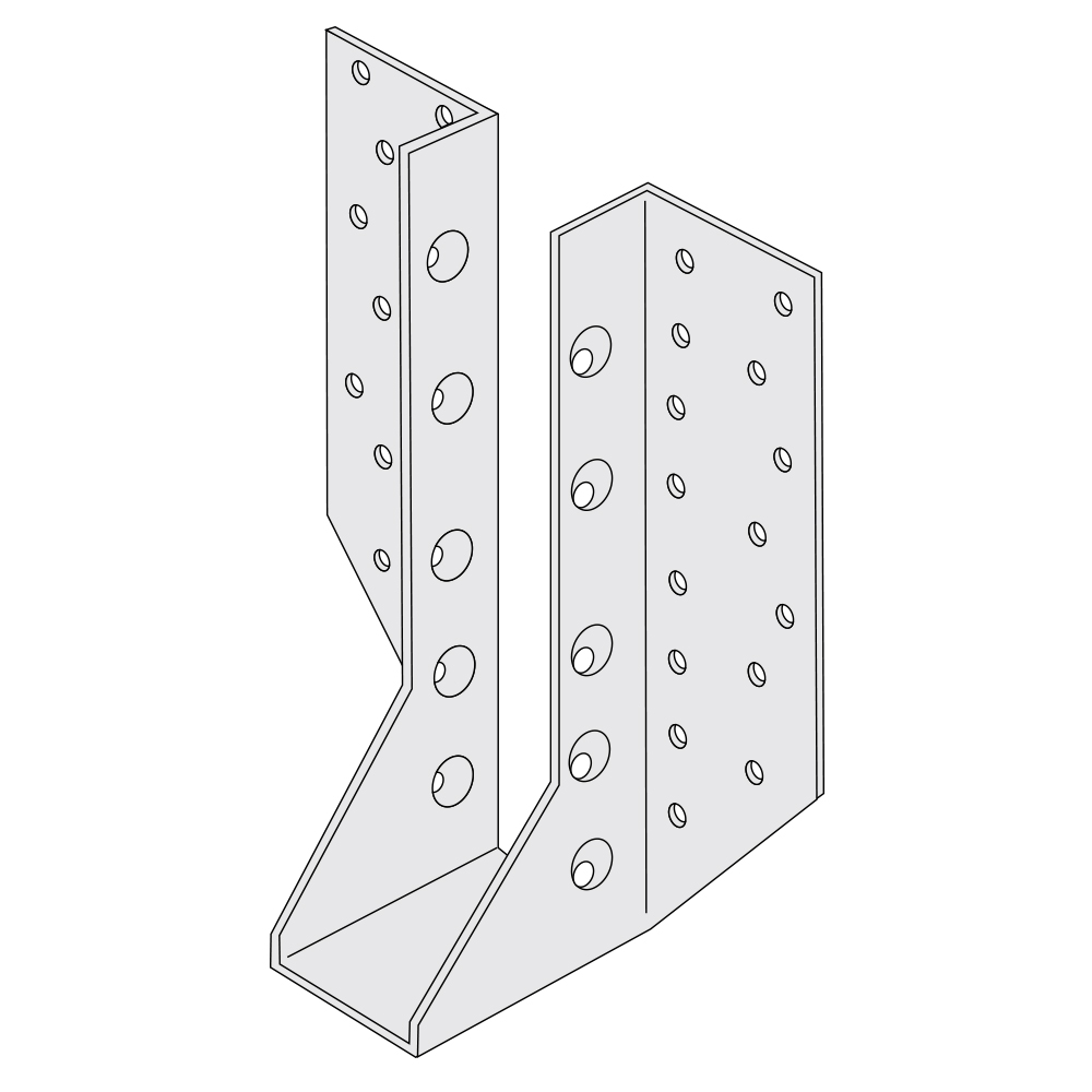 Double Shear Joist Hangers