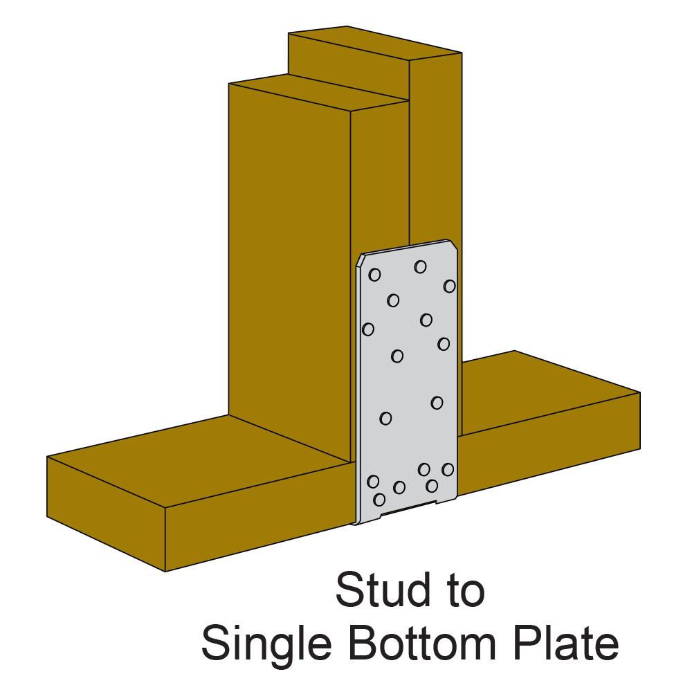 how to find a stud on a plater wall